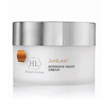 HOLY LAND JUVELAST INTENSIVE NIGHT CREAM - Интенсивный ночной крем для сухой кожи 250 мл