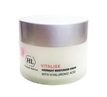 HOLY LAND VITALISE OVERNIGHT MOISTURIZER CREAM - Ночной крем с гиалуроновой кислотой и витаминами 250 мл