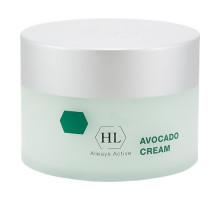 HOLY LAND AVOCADO CREAM - Крем с авокадо для сухой и обезвоженной кожи 250мл