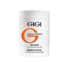 GIGI SOLAR ENERGY MUD MASK FOR OILY AND LARGE FOR PORE SKIN 250 ml