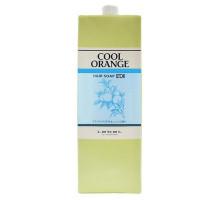 LEBEL COOL ORANGE HAIR SOAP ULTRA COOL - Шампунь для волос и кожи головы «Ультра Холодный апельсин» 1600 мл